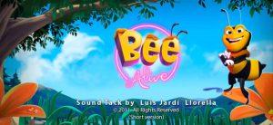Soundtrack Videogame A Bee Adventure - Luis Jardíi -