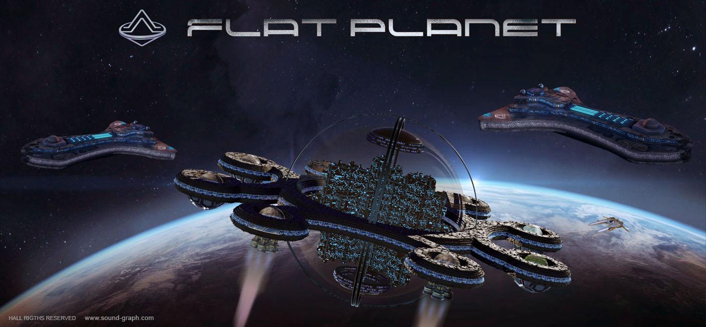 Luis Jardi Soundtrack Flat Planet